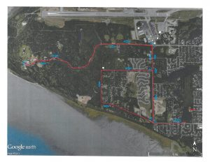 2017 MNT Bike Course Map with Arrows